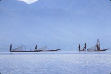 Les fameux pêcheurs