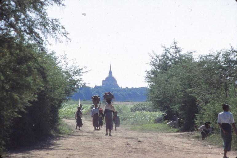 Pagan sans les touristes