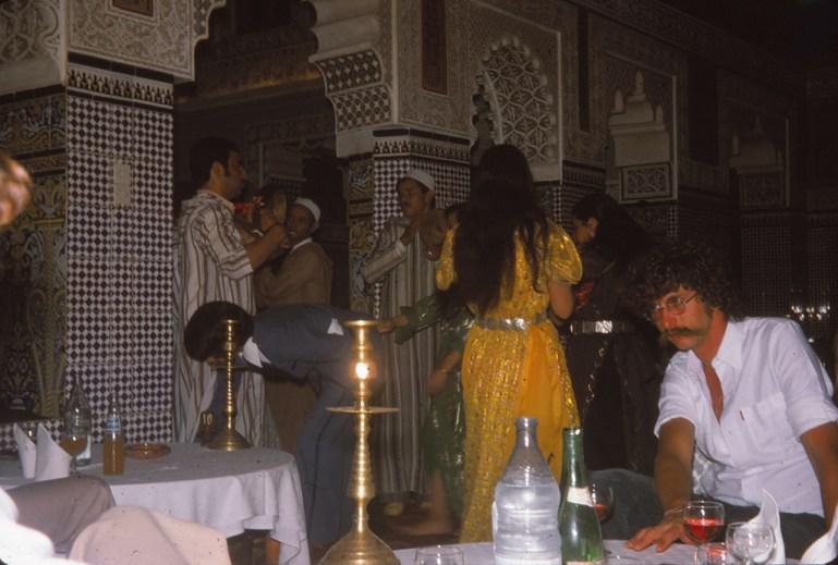 Danses, Marrakech