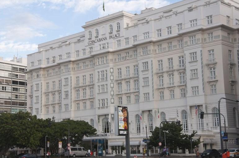Le Copacabana palace