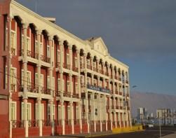 Vieux bâtiment colonial
