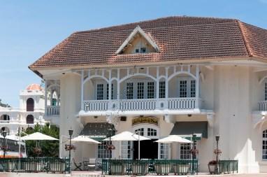 Café de la Gare, restaurant