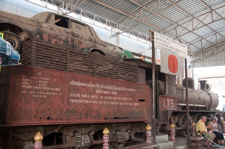 Musée du pont, Kanchanaburi