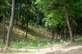 Cimetière, soldats polonais