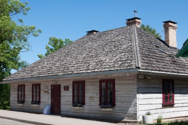 Maisons en bois, Trakai