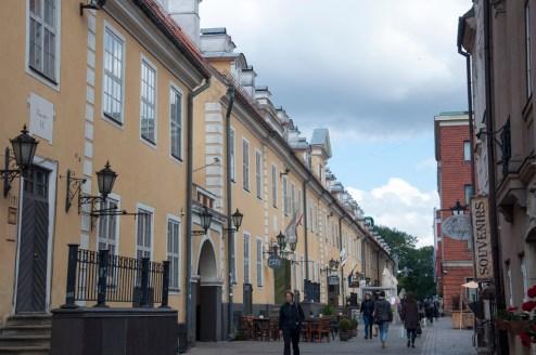 Rue du centre historique