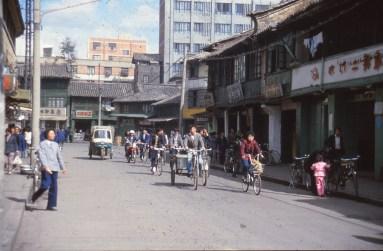 Vieux quartiers, Kunming
