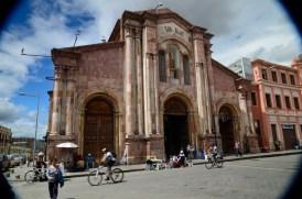 Eglise San Blas, Cuenca