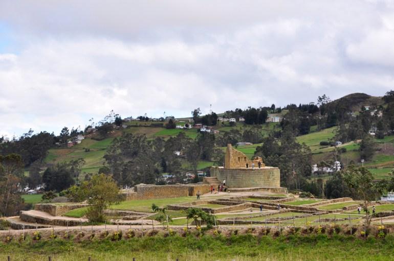 655 Ruines inca d'Ingapirca