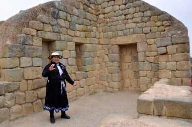 660 Ruines inca d'Ingapirca