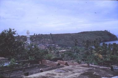 Mutsamudu, capitale d'Anjouan