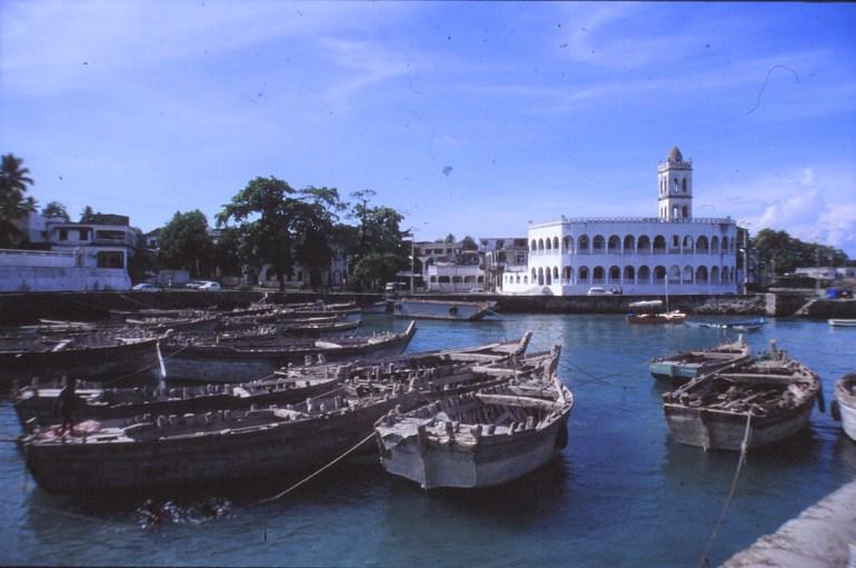 La mosquée de Moroni