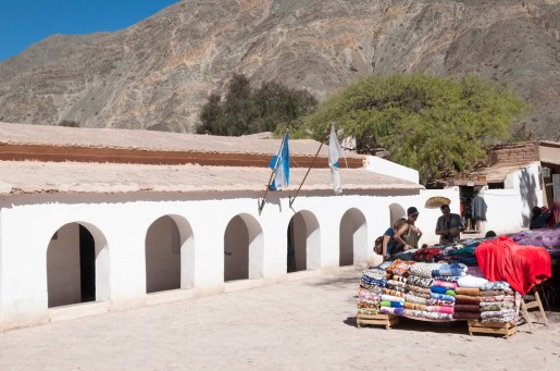 place centrale de Pumamarca