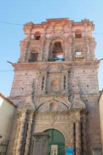 Potosi cathédrale