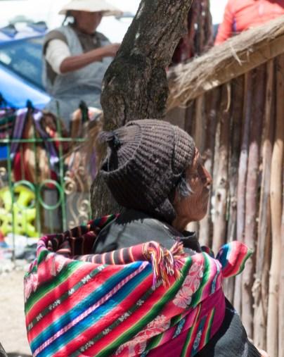 Bol 2870 marché de Tarabuco