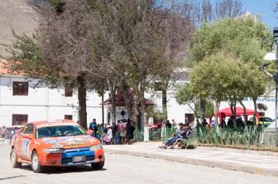Bol 3060 rally à Tarabuco
