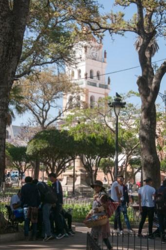 Sucre cathédrale