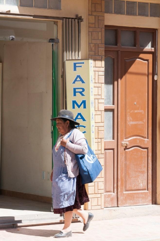 Une rue de Tupiza