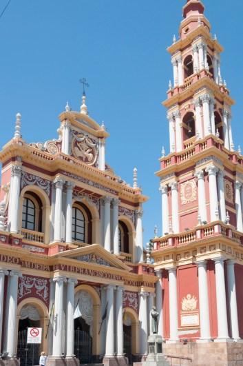 Église San Francisco de Asis, Salta