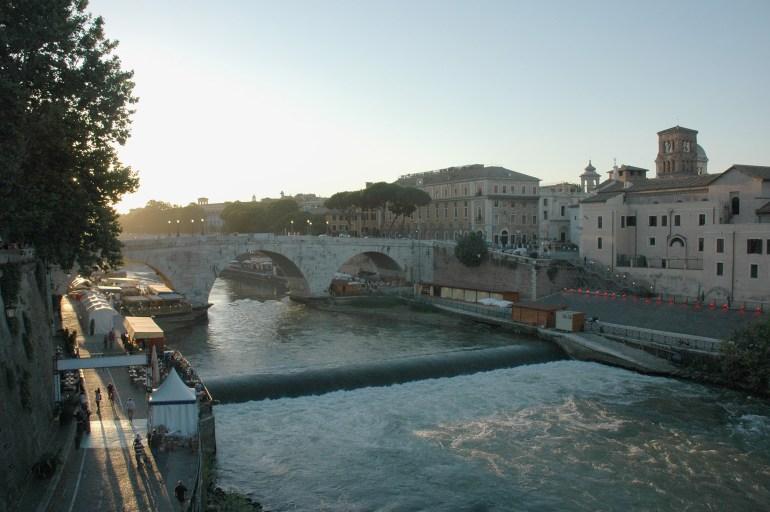 Rome Tibre