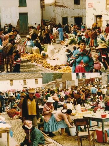 Marché de Pisac