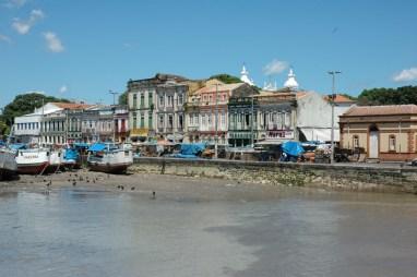 Belem, le port fluvial