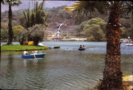 El bosque, parc récréatif dans les environs de Lima