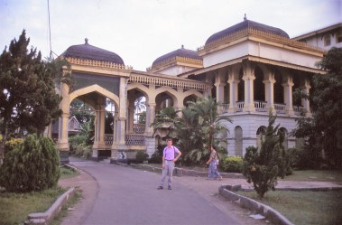 Indonésie Médan