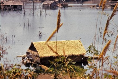 barrage avant Songkhla Buri