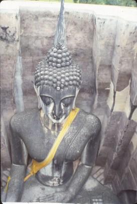 Grand Bouddha Sukhothai