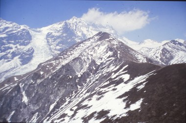chine 176 massif de Langtang