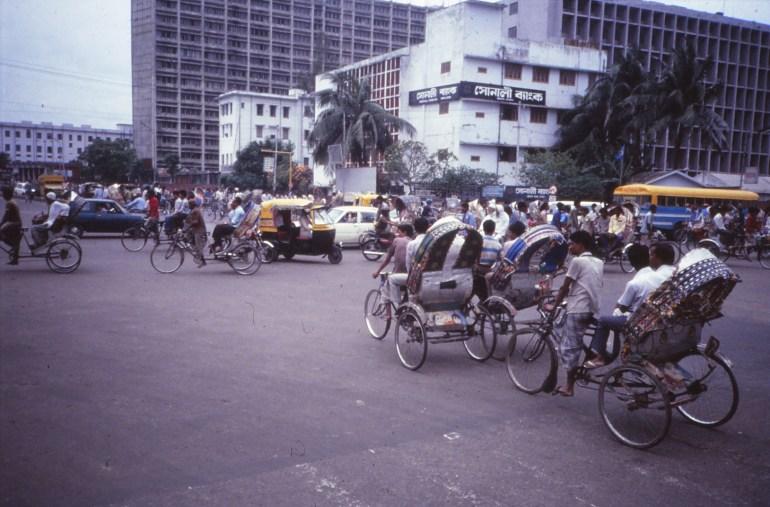 Bangladesh centre de Dacca