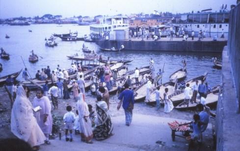 Bangladesh port de Sadarghat