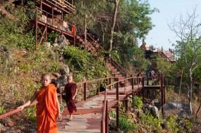 Yathei Pyan caves