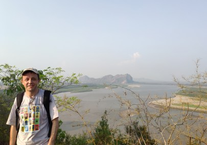 Vue du Hpar Pu Mount