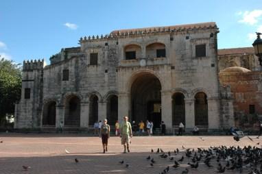 Le Fortin de Santo Domingo