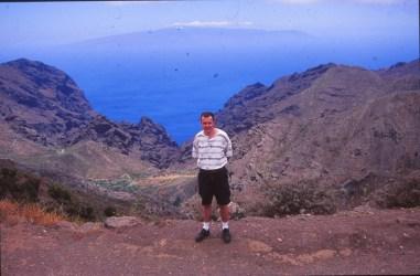 Tenerife, région du Teno