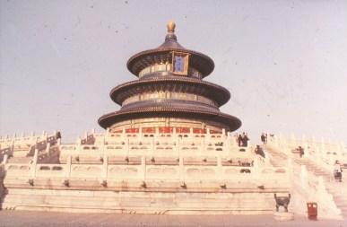 Temple of Heaven, Pekin
