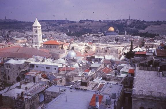 vieille ville Jérusalem