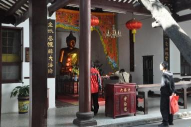Canton, temple ancètres famille Chen