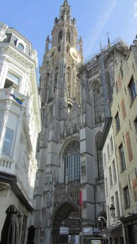 Anvers La cathédrale