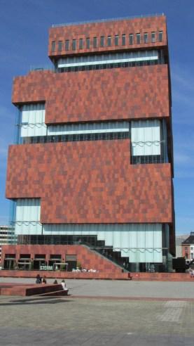 Anvers Musée aan de Stroom