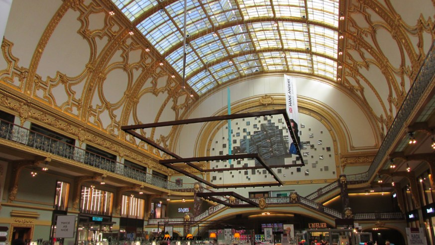 Anvers, galerie marchande