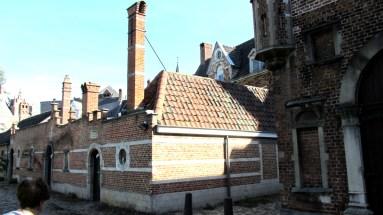 Anvers, le béguinage