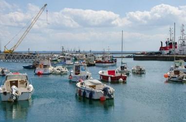 Brest Le port de commerce