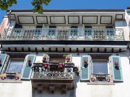 Brest architecture d'avant guerre