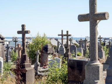 Brest cimetière saint Martin