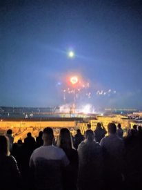 Brest feu d'artifice 14 juillet