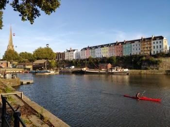 Les docks de Bristol