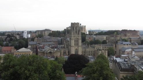Bristol cathedrale
